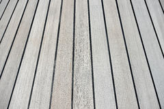Floor made by plank wood Stock Images