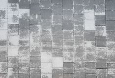 Floor made of stone stock images