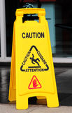 Floor maintenance Royalty Free Stock Photos