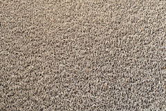 Floor mat on ground Royalty Free Stock Photography