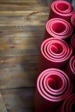 Floor mats Royalty Free Stock Image