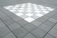 Floor mosaic background Royalty Free Stock Photo