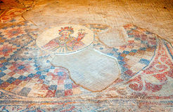 Floor mosaic Stock Photography