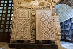 Floor mosaic fragment, Porec Royalty Free Stock Image