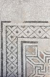 Floor mosaic-Roman period 2-3 rd century A:D.,. Modern day Eskisehir, Turkey stock image