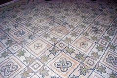 Floor Mosaics in Ravenna Stock Photos