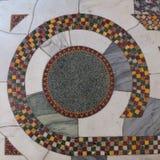 Floor  od Cathedral Basilica of Gaeta Royalty Free Stock Photo