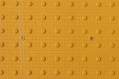 Floor pad texture. A picture of the texture on a floor pad royalty free stock image
