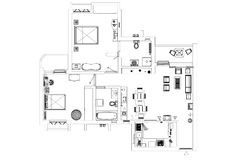 Floor Plan Architect Blueprint - isolated. Shoot Of The Floor Plan Architect Blueprint - isolated Stock Photography