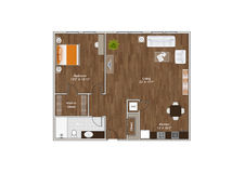 Floor plan Stock Images