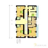 Floor plan Royalty Free Stock Photo