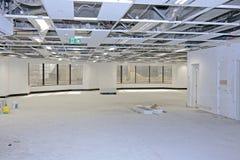 Floor renovation Stock Images