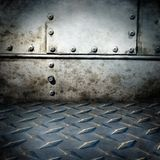 Floor and room Royalty Free Stock Images