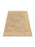 Floor Rug. A floor rug isolated on a plain background Royalty Free Stock Photo
