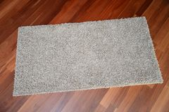 Floor Rug Royalty Free Stock Images