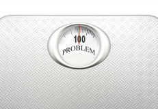 Floor scale Royalty Free Stock Photo