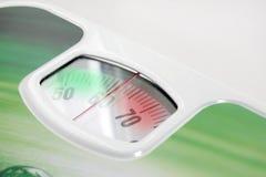 Floor scales Stock Photo