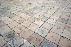 Floor Stone Royalty Free Stock Images