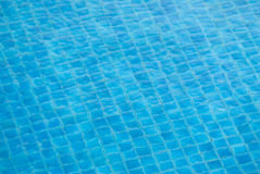 Floor of an swimmingpool Royalty Free Stock Photos