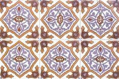 Floor texture majolica Royalty Free Stock Photography