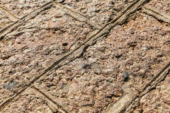 Floor texture. Old tradition stone floor texture Royalty Free Stock Image