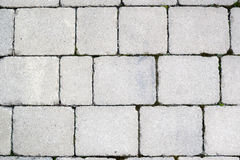 Floor texture wall material fence stone brick Royalty Free Stock Images