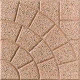 Floor tile Stock Image