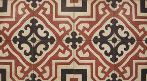 Floor tiled Royalty Free Stock Images