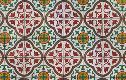 Floor tiled Stock Images