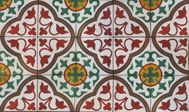 Floor tiled stock image