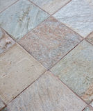 Floor tiles Stock Photography
