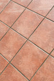 Floor from tiles. In saarland germany Stock Images