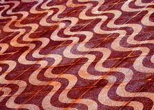 Floor tiles Royalty Free Stock Photography