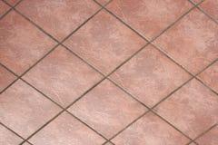 Floor from tiles Stock Photo