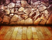 Floor and wall Stock Photos