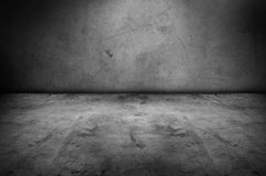 Floor and wall. Empty floor and blank wall Royalty Free Stock Images