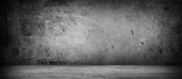 Floor and wall Royalty Free Stock Photography
