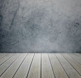 Floor and wall Stock Image