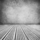 Floor and wall Royalty Free Stock Image