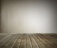 Floor and wall Royalty Free Stock Photo