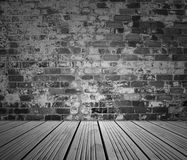 Floor and wall Stock Photography