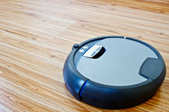 Floor washing robot 2 stock photos