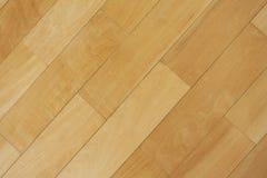 Floor. Wood parquet floor diagonal background Royalty Free Stock Photo