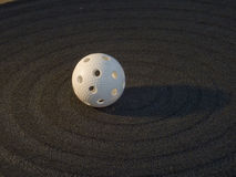 Floorball Royalty Free Stock Image