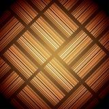 Floorboards. Wooden textured tiles - illustration Royalty Free Stock Photo