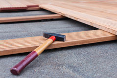 Flooring Royalty Free Stock Photography