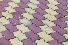 Flooring bricks. Stock Photos