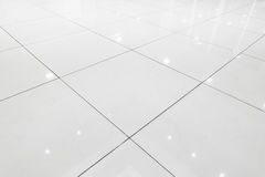 Flooring ceramic tiles of hall room., Abstract background. Interior concept Stock Photos