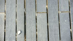 Flooring of a road for funds of Cadaqués. Girona, Catalunya, Spain Stock Photo