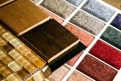 Flooring solutions Stock Photography